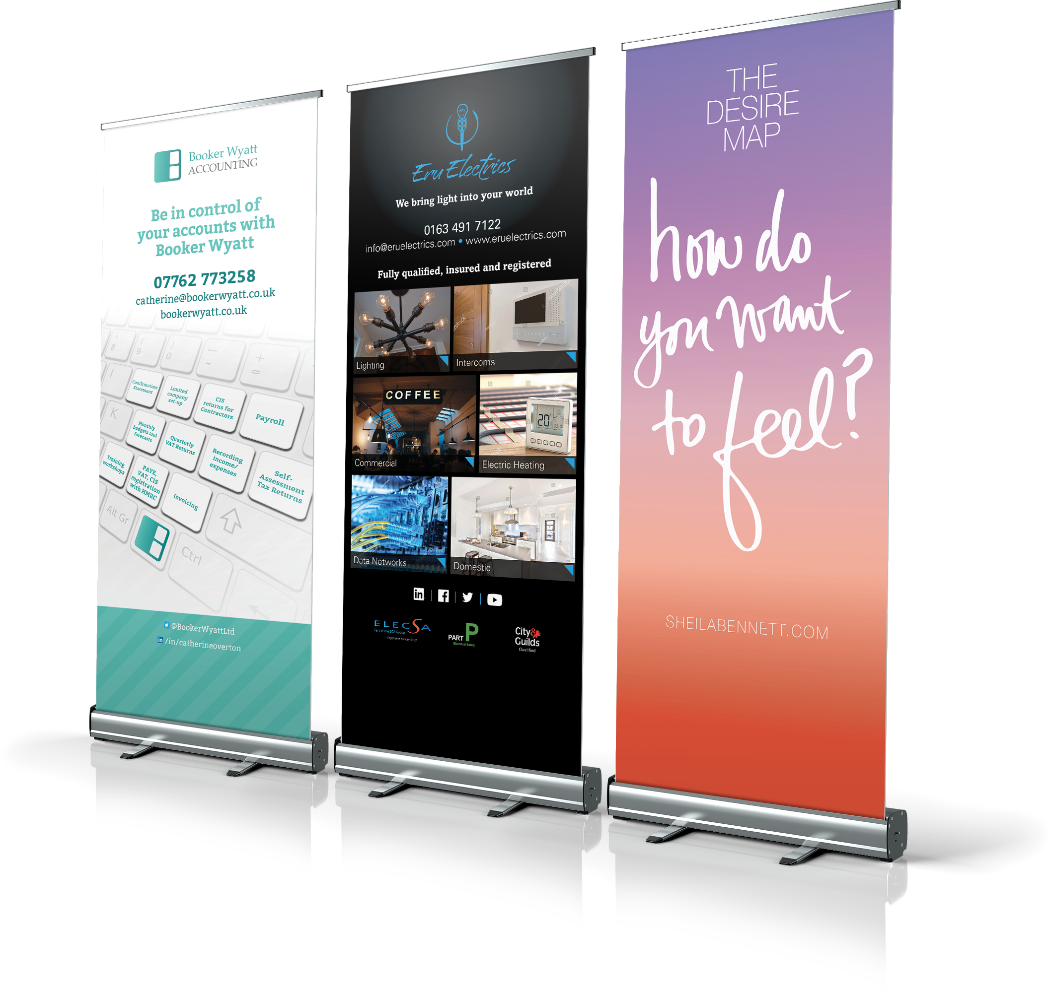 2019 Roller banners