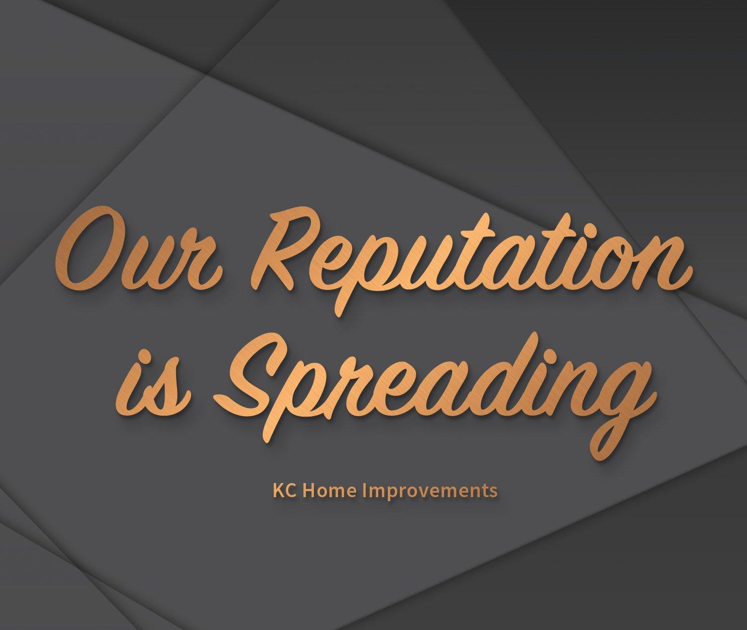 Tagline - KC Home Improvements